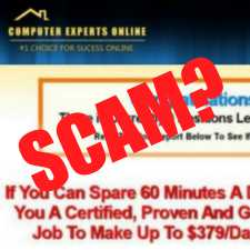 Is Computer Experts Online a scam