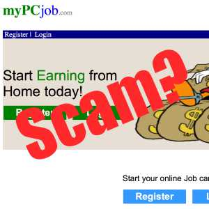 Is My PC Job a scam?