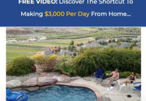 PayDay ShortCuts home page sales video