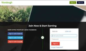 Wondough Home Page