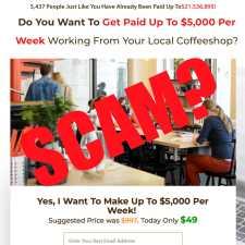 is Coffee Shop Lifestyle Secret a scam
