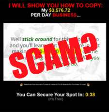 is Link Cash System Just Share The Link a scam