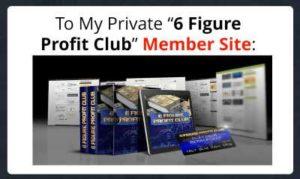 6 Figure Profit Club Fake System