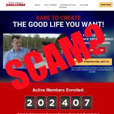 Is Four Percent Challenge A Scam