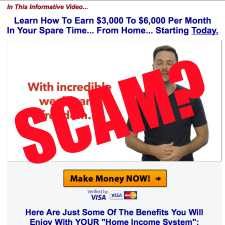 Is Home Income System A Scam?