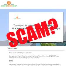 Is NorthAmeriCorp a scam