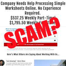 is Legit Flex Job a scam