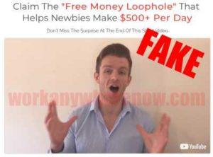 60 Minute Profit Plan Fake Video Testimonies 3