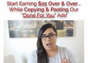 Ad Copy Pros Home Page sales video