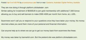 Daily Banner Profits Real Testimonies 4