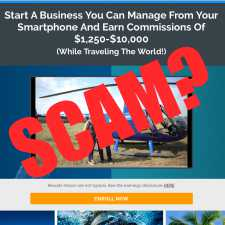 Is Mobile Success Training a scam?