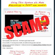 is Income Elite Team a scam