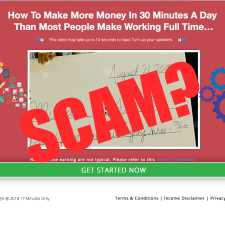 Is 17 Minutes Only a scam?
