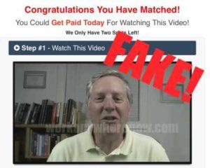 Millionaire Edge System Fake Testimonies