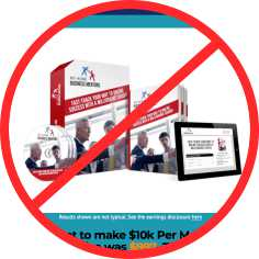My Home Business Mentors is not a real system