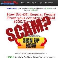 is Social Profimatic a scam