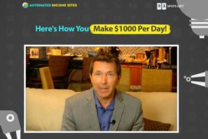 Automated Income Sites Sales Video