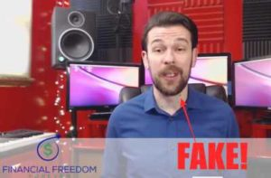 Financial Freedom Forever fake testimony