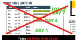 Five Minute Profit Sites fake income results