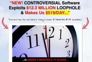 Five Minute Profit Sites sales video