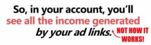 Home Income System pointandclickprofit.com Not How Affiliate Marketing works