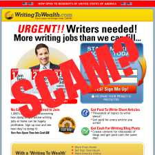 Is Writing To Wealth A Scam?