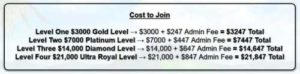 Leveraged Breakthrough System Costs