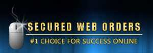 Secured Web Orders Logo