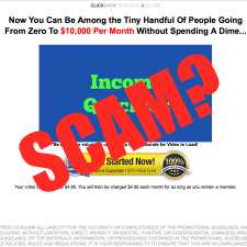 is Income Quickies a scam