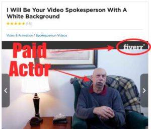 Digital Payday Fake Testimonies 3