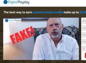 Digital Payday Fake Testimonies