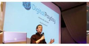 Digital Payday Has Fake Image Of Mark Zuckerberg