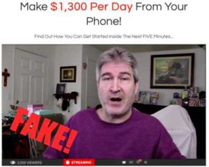 Easy Insta Profits Fake Testimonies