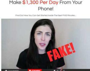 Easy Insta Profits Fake Testimonies