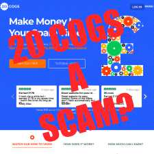 Is 20 Cogs A Scam