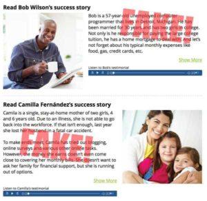 Mingle Cash Fake Success Stories