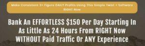 Profiteer sales page