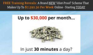 Smart Money Methods sales video