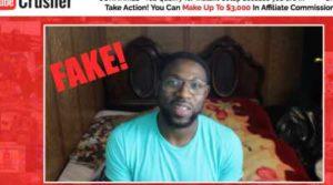 Tube Crusher Fake Testimonies