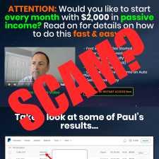 is Passive Income Machine a scam