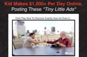 Income League sales video