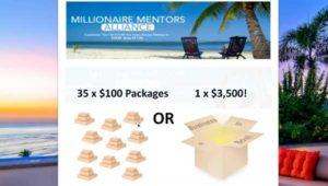Millionaire Mentors Alliance sales video