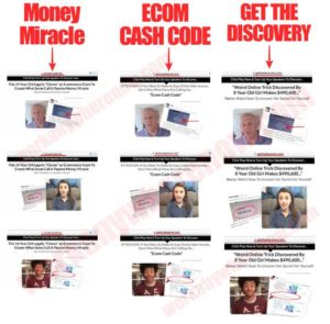 Money Miracle Fake Testimonies