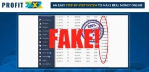Profit 24-7 Fake Results
