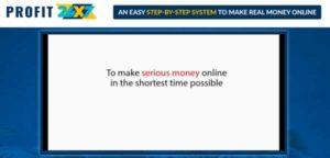 Profit 24-7 sales video