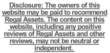 Regal Assets Affiliate Disclosure