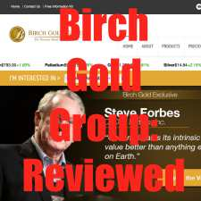 is Birch Gold Group a scam