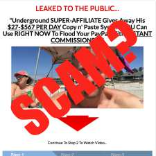 is The Residual Income Code a scam