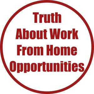 Truth About Work From Home Opportunities For Stay At Home Moms