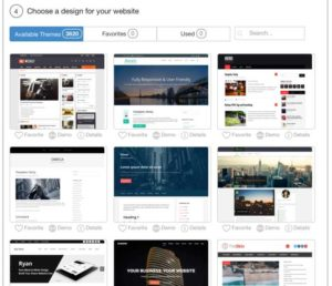 Wealthy Affiliate Website Builder - Step 4